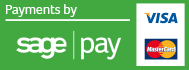 Secure Payment By Sage Pay