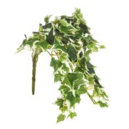 Artificial Flower Ivy Trailing Bush Variegated