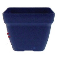 Garden Planter Euro Pot Square 23cm (Iris)