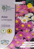 Aster Alpine MIx Seeds