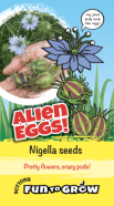 Fun To Grow Alien Eggs Seeds