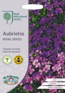Aubrietia Royal Series Seeds
