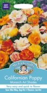 Californian Poppy Monarch Art Shades Seeds