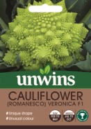 Cauliflower Romanesco Veronica F1 Seeds