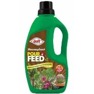 Feed House Plant Pour & Feed Ready To Use (1 Litre)