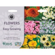Flowers For Easy Growing Collection Seeds