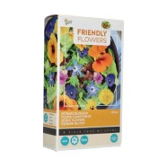 Friendly Flowers Edible Mix Seeds 15m2