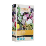 Friendly Flowers Fragrant Mix Seeds 15m2