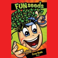Fun Seeds Cress Heads Mr Fothergill's Seed