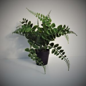 Artificial Potted Fern 30cm A