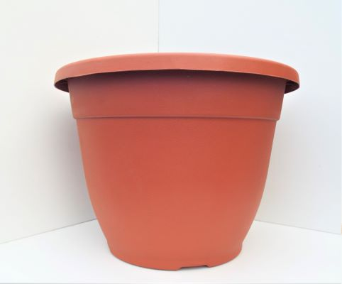 Planter Round Bella Terracotta 30cm