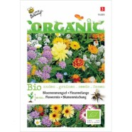 Bee Flower Mix ORGANIC Seeds