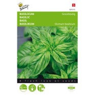 Basil Sweet Large Leaf Herb Seeds