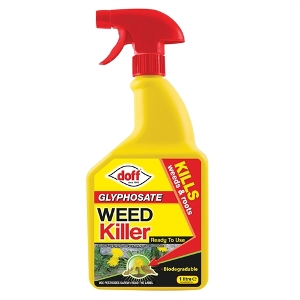 Weedkiller Glyphosate Weedkiller Ready To Use 1 Litre