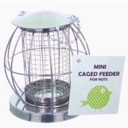 Bird Feeder Caged Nut