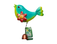 Wind Chime Blue Bird