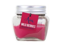 Candle Scented Wild Berries Mini Jar