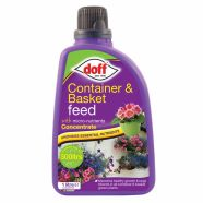 Feed Doff Basket And Container 1 litre