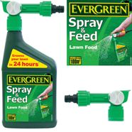 Feed Spray & Feed Lawn Food (1 Litre)