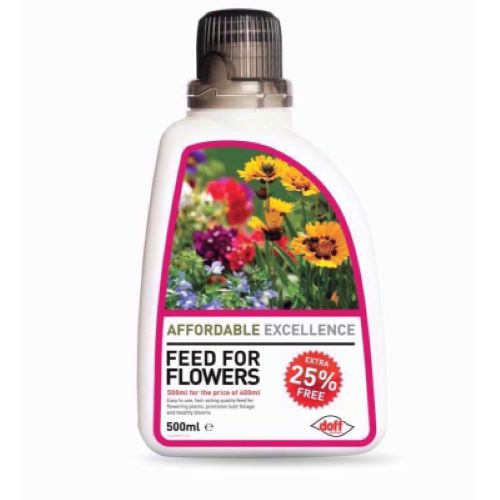Feed Doff For Flowers Affordable 500ml