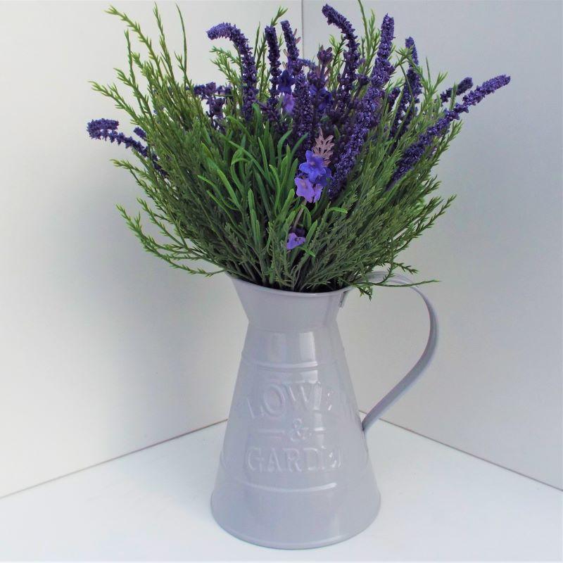Artificial Flower Luxury Lavender Arrangement Irish Plants Direct