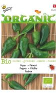 Chilli Pepper Padron ORGANIC Seeds