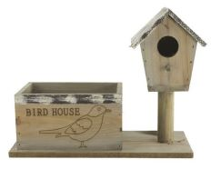 Planter Bird House