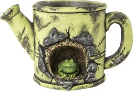 Planter Teapot With Frog