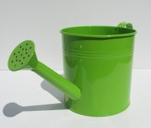 Planter Watering Can Green