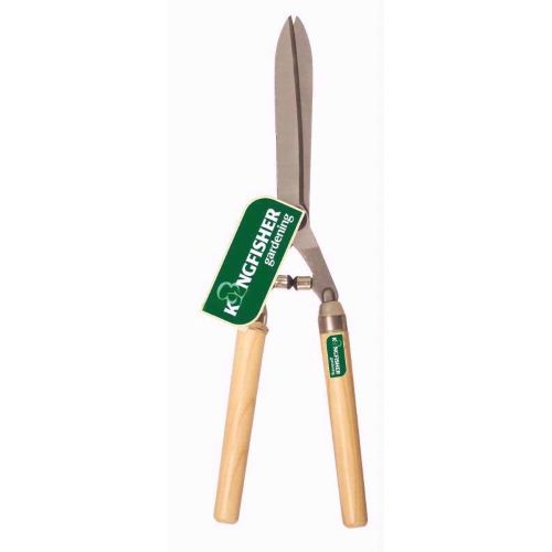 Shears Hedge Wooden Handle
